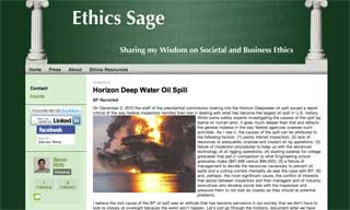 EthicsSage