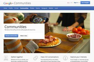 GooglePlusCommunityies
